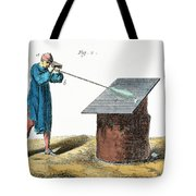 Glassblower, 18th Century Tote Bag