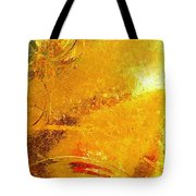 Glassworks Series-gold I Tote Bag