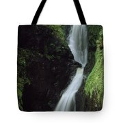 Glenariff Falls, Glens Of Antrim, Co Tote Bag