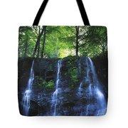 Glenariff Waterfall, Co Antrim, Ireland Tote Bag