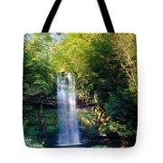 Glencar Waterfall, County Sligo Tote Bag