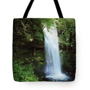 Glencar Waterfall, Yeats Country, Co Tote Bag