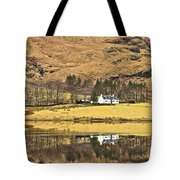 Glencoe Cottage II Tote Bag