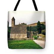 Glendalaugh Tower 16 Tote Bag