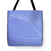 Glider Aerobatics At Airshow Canvas Photo Poster Print Tote Bag