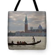 Gliding By Tote Bag