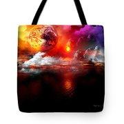 Global Warming- Tote Bag
