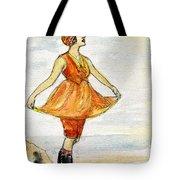 Gloria Swanson Tote Bag