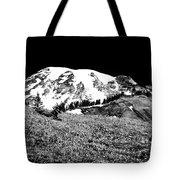 Glorious Mount Rainier  Tote Bag