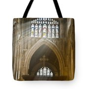 Glorious Rays Of Heavenly Light Tote Bag