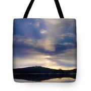 Glorious Skies Tote Bag