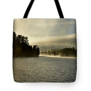Glory In The Morning 2 Tote Bag