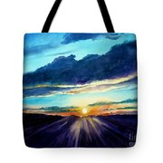 Glory Of The Sunset 2 Tote Bag