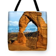 Glowing In The Sunlight Tote Bag