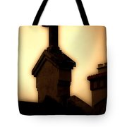 Glowing Resurrection Tote Bag