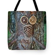 Gnarly Pete Tote Bag