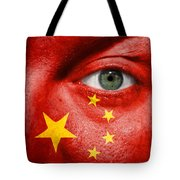 Go China Tote Bag