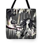 Go Dance Tote Bag