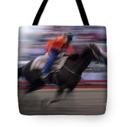 Rodeo Go For Broke Tote Bag