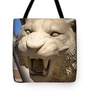 Go Get 'em Tigers Tote Bag