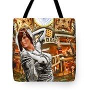 Go Go Girl Tote Bag