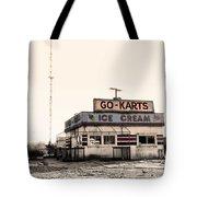 Go-karts - Wildwood New Jersey Tote Bag