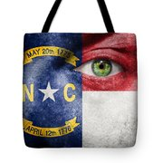 Go North Carolina Tote Bag