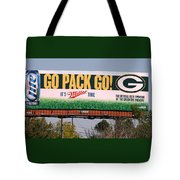 Go Pack Go Tote Bag
