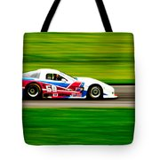 Go Speed Racer Go Tote Bag