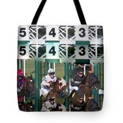 Go Time Tote Bag