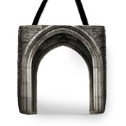 Go To The Light Carolann Tote Bag