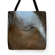 Goat Dreams Tote Bag