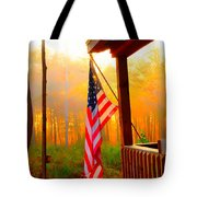God Country Home Tote Bag