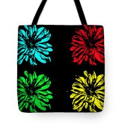 Godess Pop Art Tote Bag