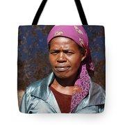 Godmother Of Ethiopia Tote Bag
