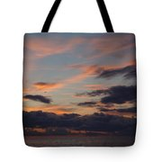 God's Evening Painting Tote Bag