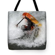Going All Out Tote Bag
