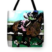 Going For The Win Tote Bag