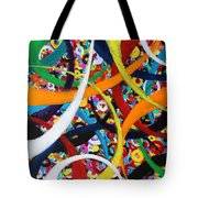 Going In Circles Tote Bag