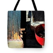 Going Postal In Tombstone Tote Bag