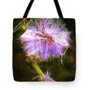 Going To Seed Tote Bag