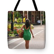 Going To The Prince Tote Bag