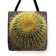 Gold Barrel Cactus   No 1 Tote Bag