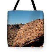 Gold Butte Sandstone Tote Bag