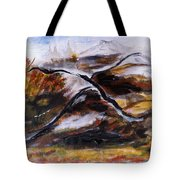 Gold Country Tote Bag