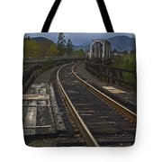 Gold Hill Crossing Tote Bag