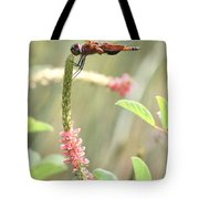 Gold In The Marsh Tote Bag