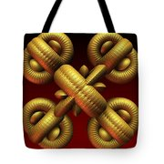 Gold One Tote Bag