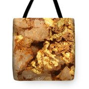 Gold Ore Tote Bag