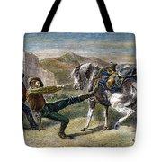 Gold Prospectors, C1876 Tote Bag